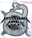 rattlesnake ramble medal 2017